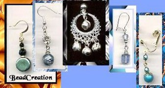 Beaded Earrings, Wholesale costume jewelry, wholesale jewelry costume fashion'