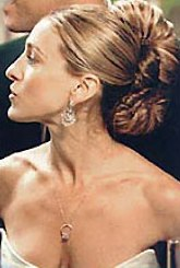 Star style earrings, celebrity jewelry