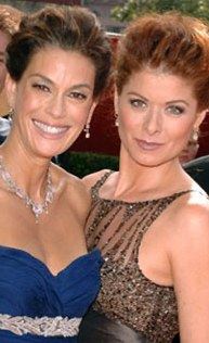 star style jewelry Teri Hatcher Debra Messing