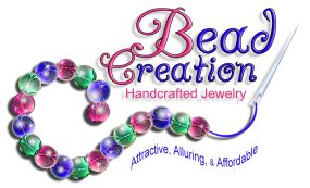 beadcreation handcrafted jewelry, beaded jewelry hand made